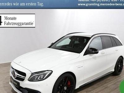 gebraucht Mercedes C63 AMG T AMG S*DriverŽs Package*Comand*LED*Nightp*