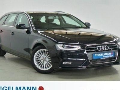 gebraucht Audi A4 Av. 2.0 TDI qu. Navi Xenon Bluetooth Klima