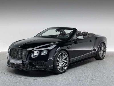gebraucht Bentley Continental GTC Speed Stuttgart