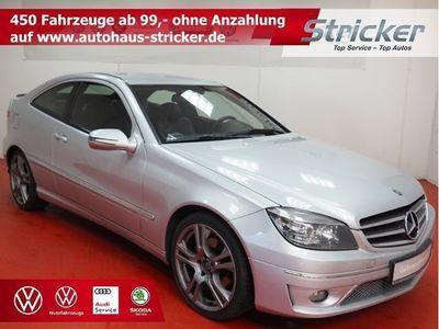 gebraucht Mercedes CLC200 Coupe Tüv bis 12/2021 Tempomat Sitzheizung
