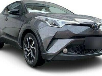 gebraucht Toyota C-HR C-HR Style Selection 1.2 *Leder* Keyless*ACC*Parklenkass*Rόckfahrkam*