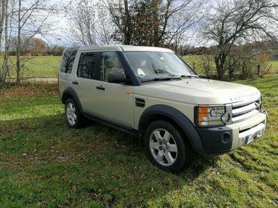 gebraucht Land Rover Discovery 3 HSE (Harman, Pano, Luft, Sperrdiff)