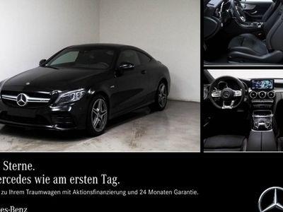 gebraucht Mercedes C43 AMG AMG Coupé 4M Nightp.,PDC,LED,PanoDach,360°