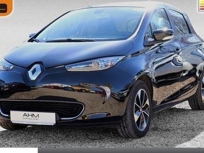 käytetty Renault Zoe Intens ZE40 R90 -41kWh Mietbatterie- EU6