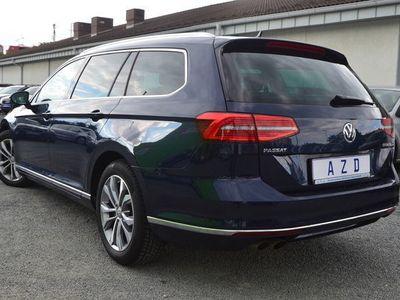 gebraucht VW Passat 2.0 TDI DSG Highline LEDER AHK LED ACC