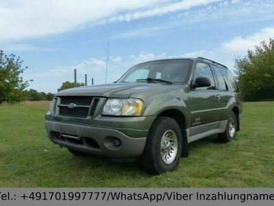 gebraucht Ford Explorer 4.0 V6 Limited Limited LPG TüV Aut. AHK