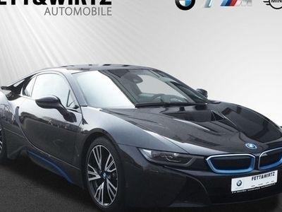 gebraucht BMW i8 - 20''LM HUD H&K Design Carpo Laser Alarm