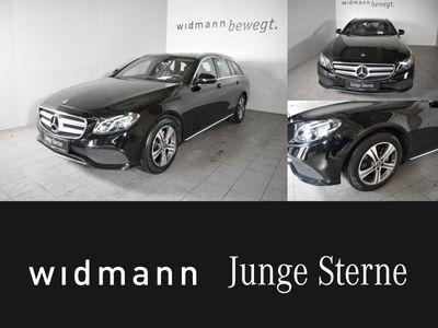 gebraucht Mercedes E220 T Avantgarde*LED*Kamera*Navi*PDC