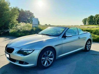 """gebraucht BMW 635 Cabriolet d """"Xenon, Leder, Head Up"""""""