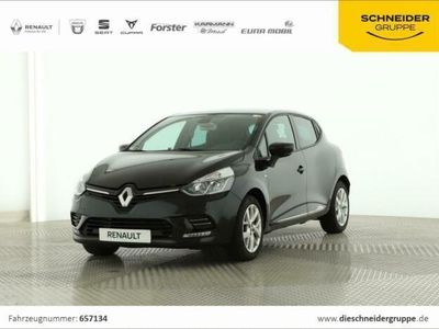 gebraucht Renault Clio TCe 90 Limited DELUXE NAVI PDC KLIMA