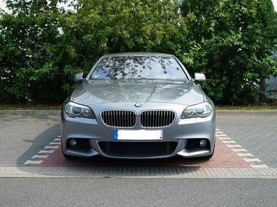 gebraucht BMW 528 i Aut., M-Paket, Head-Up, Navi Professional, Leder
