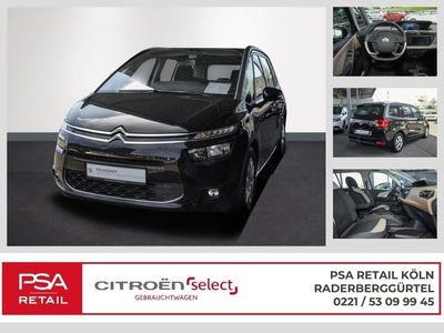 gebraucht Citroën Grand C4 Picasso SELECTION BlueHDi 120 EAT6 Aut AHK NAVI PDC
