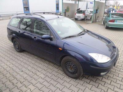 gebraucht Ford Focus Turnier Ghia / Euro 4