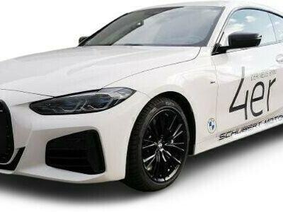 gebraucht BMW M4 M440i xDrive Coupe Laserlicht Leder Navi ACC HUD