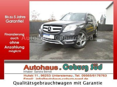 gebraucht Mercedes GLK220 CDI 4-Matic 19 ZOLL ALU NAVI SHZG KLIMA