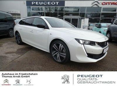 gebraucht Peugeot 508 SW BlueHDi 180 *GT* (LEDER ACC 19-ZOLL)
