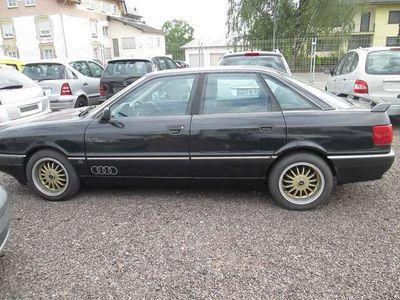 gebraucht Audi 90 2.2 e 5zylinder 33jahre-alt