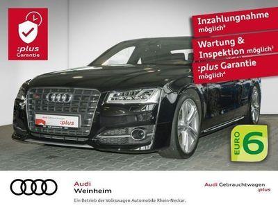 second-hand Audi S8 4.0 TFSI qu. LED HUD Luftfederung Aut. TV uvm