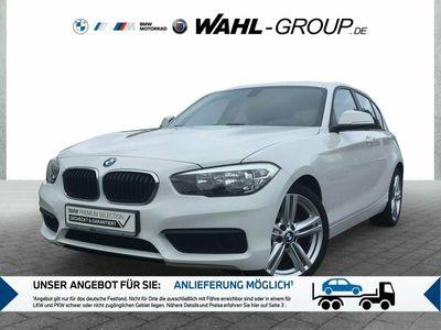 "gebraucht BMW 118 i 5-Türer 18"" LM Räder PDC Multif.-Lenkrad"