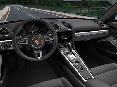 gebraucht Porsche Boxster (718)   10-mm-Tieferlegung  