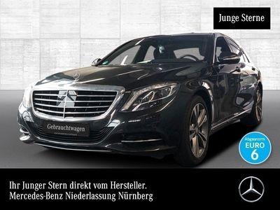 gebraucht Mercedes S350 d Fahrass Airmat Stdhzg Pano Multibeam PTS