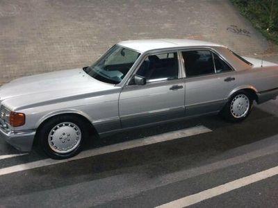 używany Mercedes 420 *W126*TÜV neu*bald *