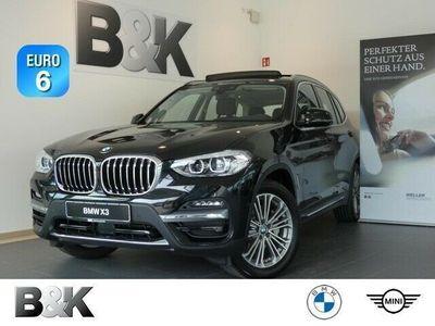 gebraucht BMW X3 xDrive30d Luxury Panorama Leas ab mtl. 699, -