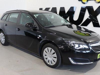 gebraucht Opel Insignia 1.6 CDTi Aut. Selection +Navi IntelliLink +2x PDC +SHZ +EURO 6