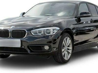 gebraucht BMW 120 120 i Advantage AHK LED LM17 Shz