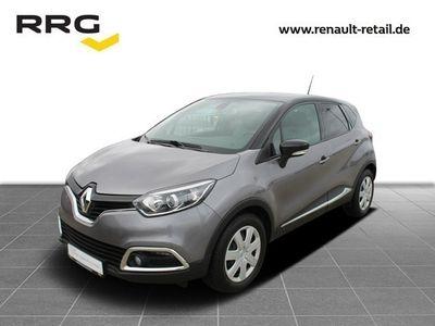 gebraucht Renault Captur dCi 90 Luxe Navi !!!