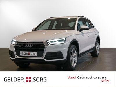 gebraucht Audi Q5 40 TDI quattro S-tronic MMI Navigation, LED Scheinwerfer, Einparkhilfe Navi GRA LM