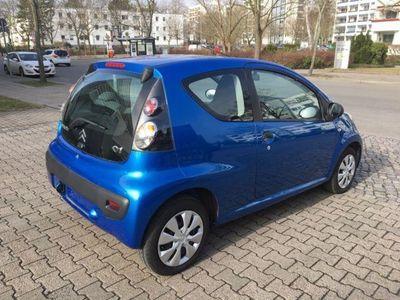 gebraucht Citroën C1 1.0 Style*1.HAND*ERST 44TKM*TÜV*BLUETOOTH*