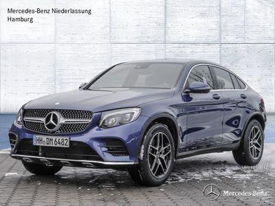 gebraucht Mercedes 350 GLCAMG Sport-Paket LED ILS AHK SHD Keyl.-Go