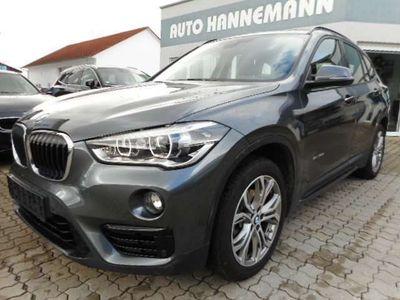 gebraucht BMW X1 sDrive LED Sitzhzg Navi Sporsitz PDC EDC
