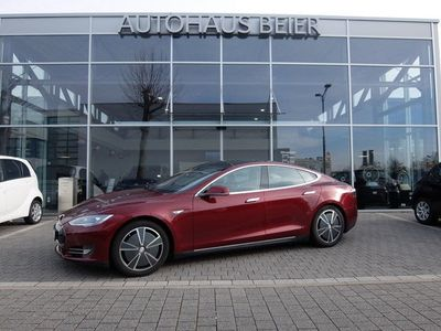 gebraucht Tesla Model S P85 'Signature' *Perform.+*Pano*Luft*