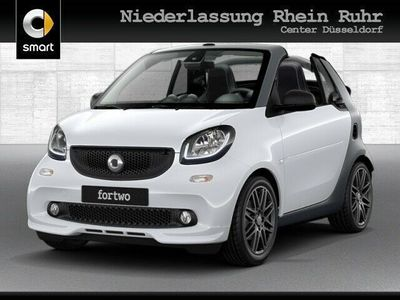 gebraucht Smart ForTwo Cabrio 66kW prime BRABUS DCT cool&Media