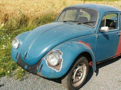 gebraucht VW Käfer 1.Hand 100Tkm fahrbereit