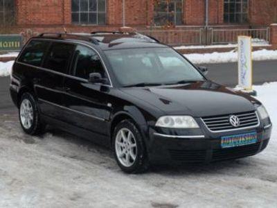 gebraucht VW Passat Variant V6 TDI Highline*Leder*Xenon*SHZ*