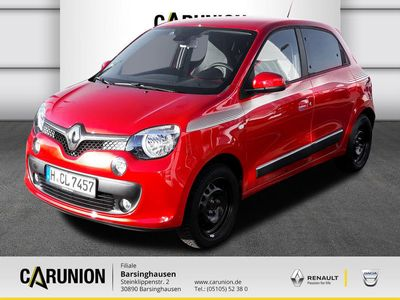 gebraucht Renault Twingo CHIC SCe 70 Start & Stop Fahrerairbag ESP