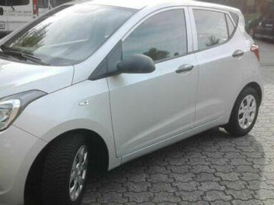 käytetty Hyundai i10 1.0 Style 1Hand Topp Zustand Unfallfrei