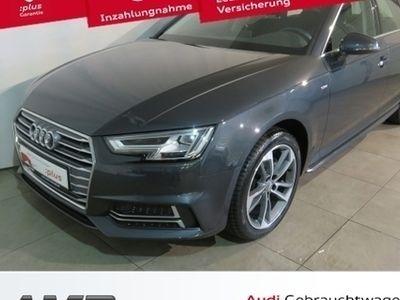 gebraucht Audi A4 Avant g-tron Sport AHK/S line-Ext/LED/Nav/5J.Garantie
