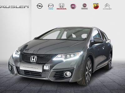 gebraucht Honda Civic 1.6 i-DTEC Lifestyle Navigation Rückfahrkamera
