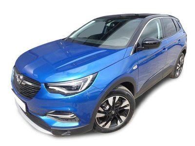 gebraucht Opel Grandland X 1.2 Turbo Ultimate Automatik LED, Kam. 1.2 Benzin