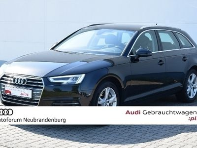 gebraucht Audi A4 Avant Sport 2.0TFSI-252PS-Autom-LED-Klima-MMI