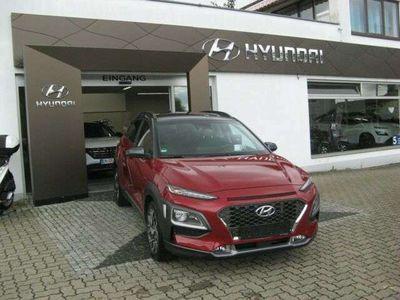 gebraucht Hyundai Kona 1.6l GDi HYBRID Premium + Sitz-Paket + ASCC
