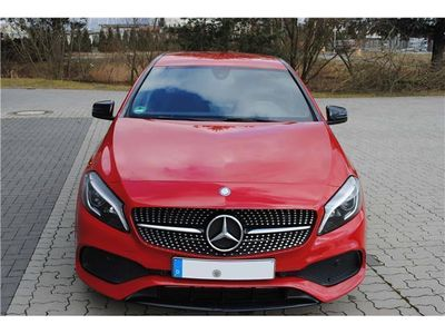 gebraucht Mercedes A180 MercedesAMG Line