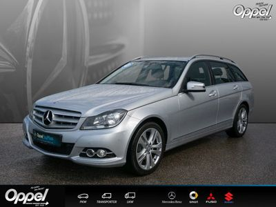 gebraucht Mercedes C220 CDI BE T Avantgarde Comand/Parktronic/...