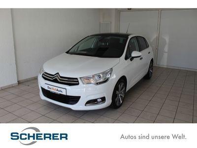 gebraucht Citroën C4 Shine 1.2, nur 10t KM! 4500€ Schäden, siehe b