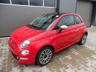 gebraucht Fiat 500 1.2 Mirror 8V Navi, Klimaautomatik, City-Paket uvm