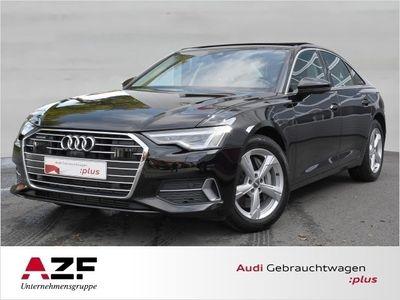 gebraucht Audi A6 50 TDI qu. tip. sport+Navi+LED+Sitzheizung